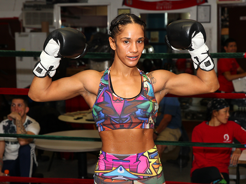 AMANDA SERRANO TO BE HONORED AT NEW YORK CITY PUERTO RICAN DAY PARADE ON JUNE 9