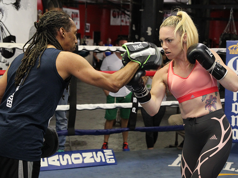 Heather Hardy, Shelly Vincent, Media Workout Quotes & Photos