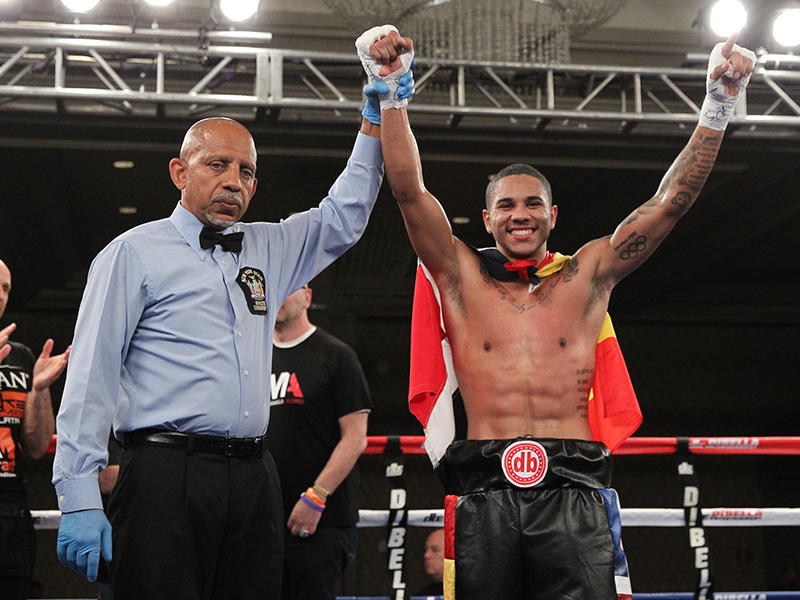 UNDEFEATED OLYMPIANS LENIN CASTILLO AND JONATHAN ALONSO PICK UP VICTORIES OVER THE WEEKEND IN DOMINICAN REPUBLIC
