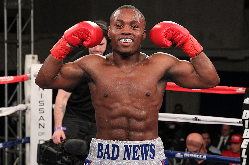 US OLYMPIAN CHARLES CONWELL ADDED TO PROGRAIS-VELASCO UNDERCARD FACING TRAVIS SCOTT OF BATON ROUGE