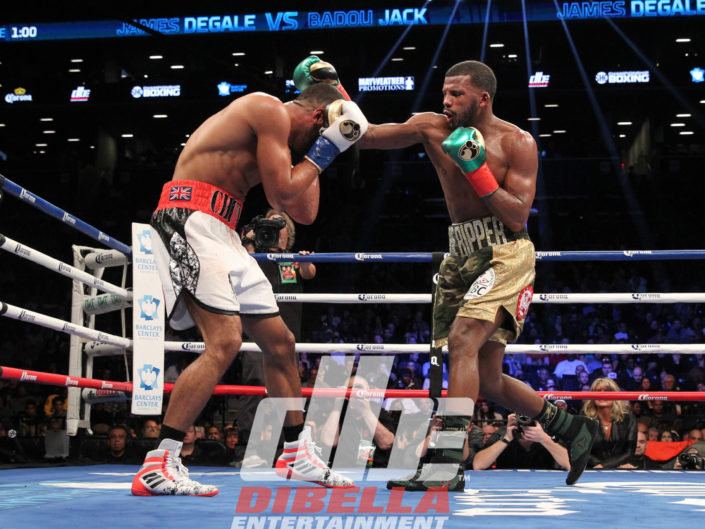 Jack vs DeGale at Barclays Center