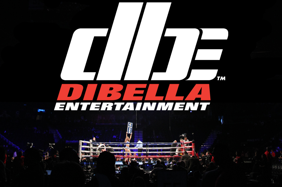 DIBELLA ENTERTAINMENT SIGNS HEAVYWEIGHT PROSPECT AMRON SANDS