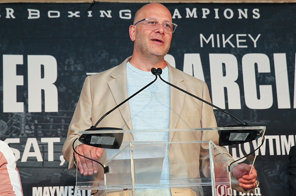 Lou DiBella Discusses The Upcoming July 15 Show At Nassau Coliseum And The July 29 Show At Barclays Center