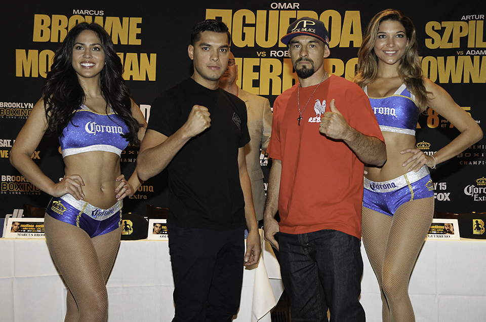Premier Boxing Champions on FOX & FOX Deportes Final Press Conference Quotes & Photos
