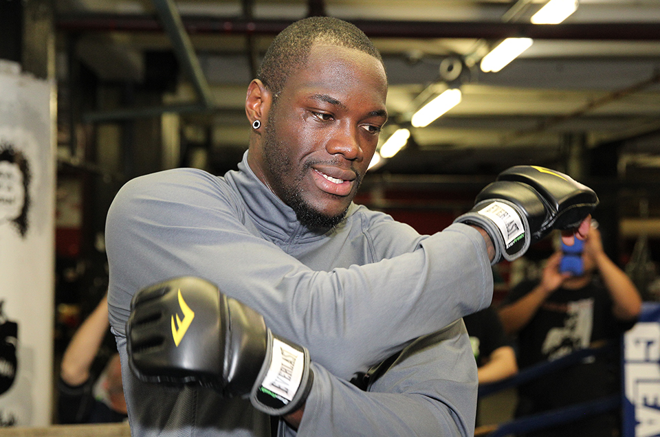 SHOWTIME SPORTS® TO OFFER WILDER VS. ORTIZ PRESS CONFERENCE LIVE STREAM