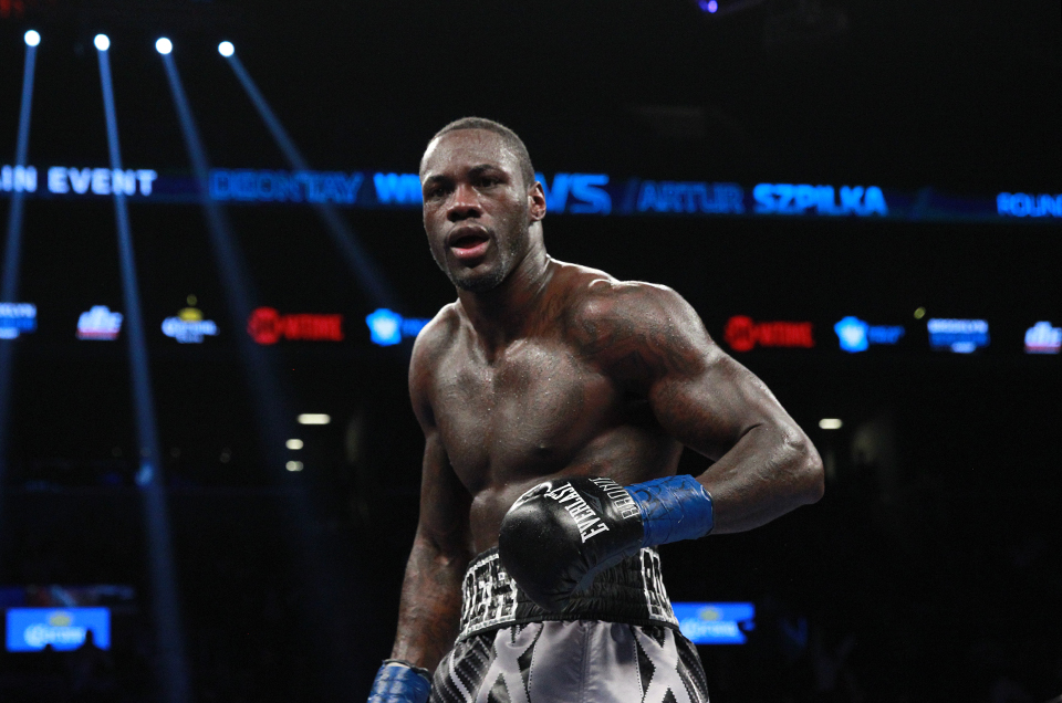 Deontay Wilder & Luis Ortiz to Host New York Press Conference To Announce Heavyweight World Title Showdown