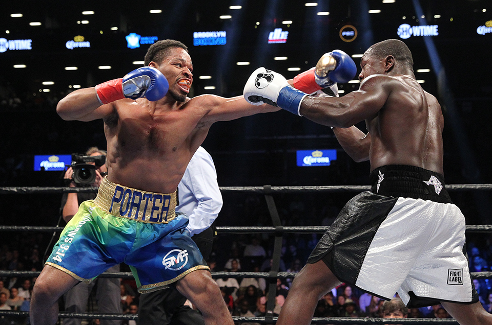 """Showtime"" Shawn Porter vs. Adrian Granados Highlights Stacked Undercard for Deontay Wilder vs. Luis Ortiz Event"