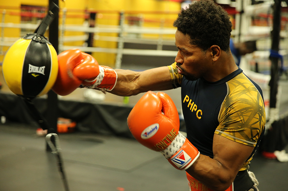 Shawn Porter vs. Adrian Granados Training Camp Quotes & Photos