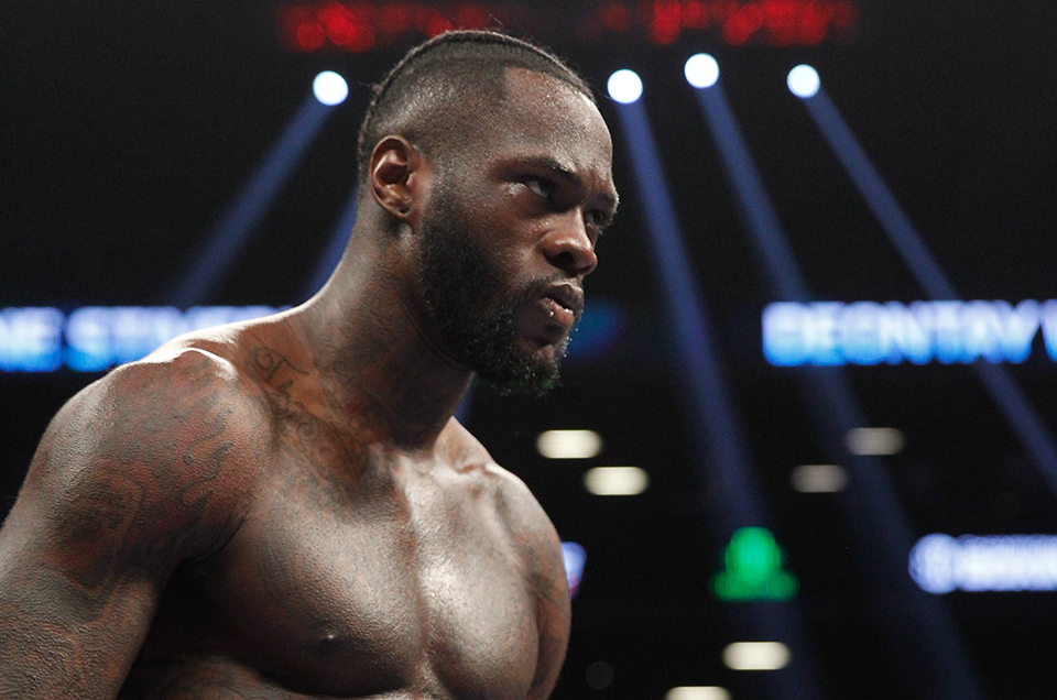 HEAVYWEIGHT WORLD CHAMPION DEONTAY WILDER DEFENDS AGAINST UNDEFEATED CONTENDER LUIS ORTIZ SATURDAY, MARCH 3 FROM BARCLAYS CENTER