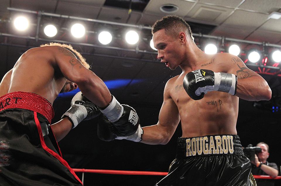 FOCUSED REGIS PROGRAIS UNDAUNTED BY CHANGE IN OPPONENT TO JULIUS INDONGO FOR INTERIM WBC SUPER LIGHTWEIGHT WORLD CHAMPIONSHIP
