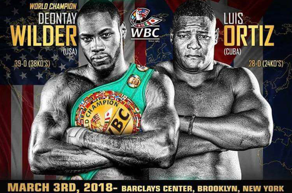 Luis Ortiz Looks to Make Heavyweight History by Becoming First Latino or Hispanic Heavyweight World Champion Born Outside U.S.