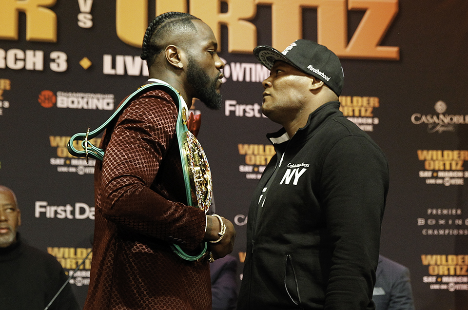 Deontay Wilder vs. Luis Ortiz Final Press Conference Quotes & Photos