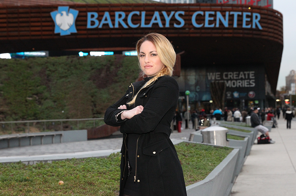 "HEATHER ""THE HEAT"" HARDY RETURNS TO BARCLAYS CENTER ON BRONER-VARGAS UNDERCARD, SATURDAY, APRIL 21"
