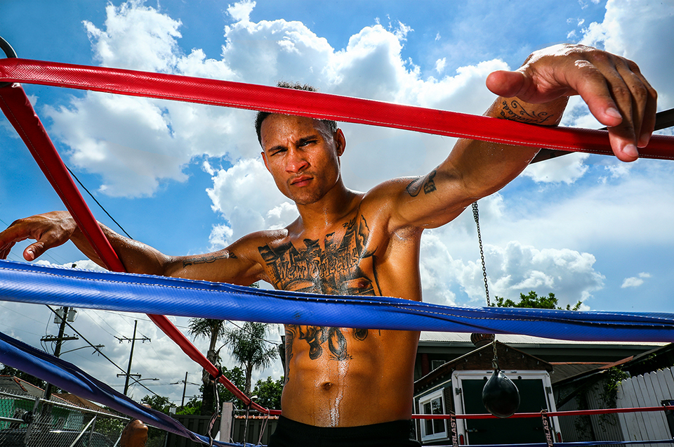 Media Workout Notes & Quotes: Regis Prograis Ready for NOLA Homecoming