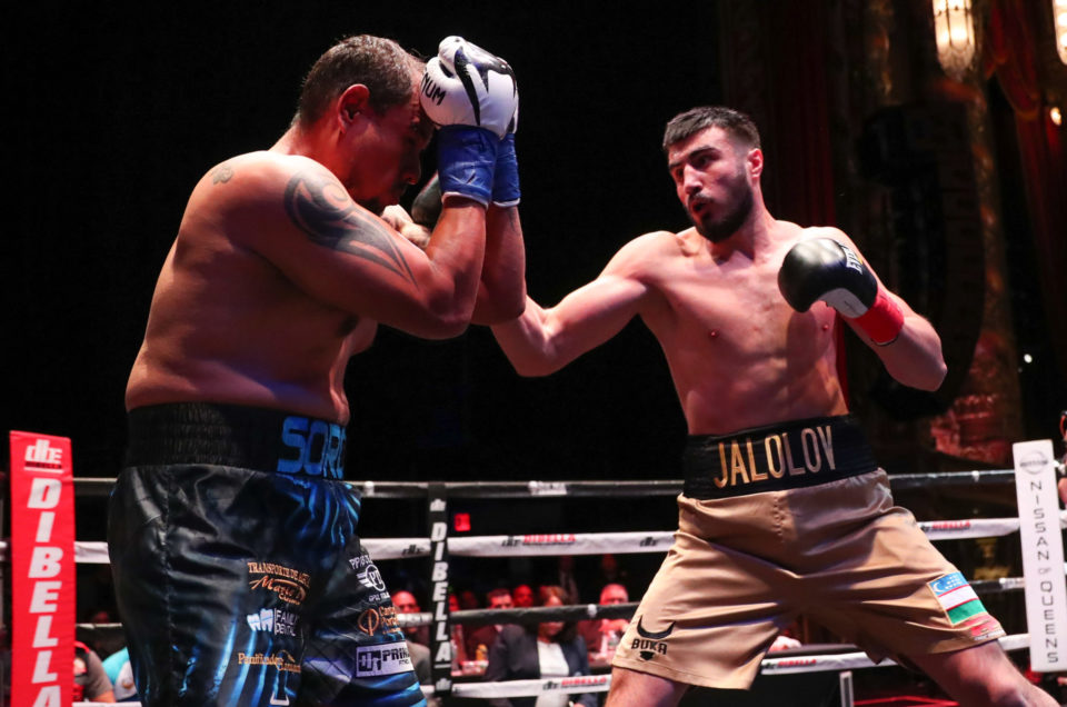 BROADWAY BOXING RESULTS FROM KINGS THEATRE IN BROOKLYN