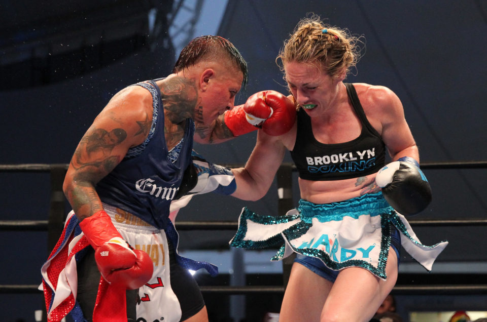 HEATHER HARDY VS. SHELLY VINCENT WORLD TITLE FIGHT ADDED TO HBO WORLD CHAMPIONSHIP BOXING® TELECAST