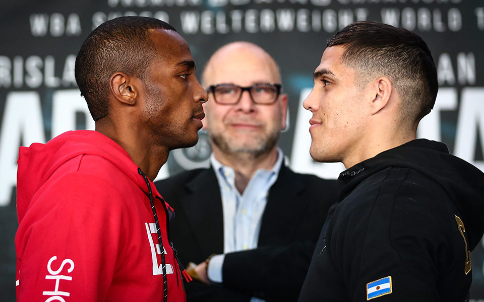 ERISLANDY LARA VS. BRIAN CASTAÑO, HEAVYWEIGHT LUIS ORTIZ FINAL PRESS CONFERENCE QUOTES