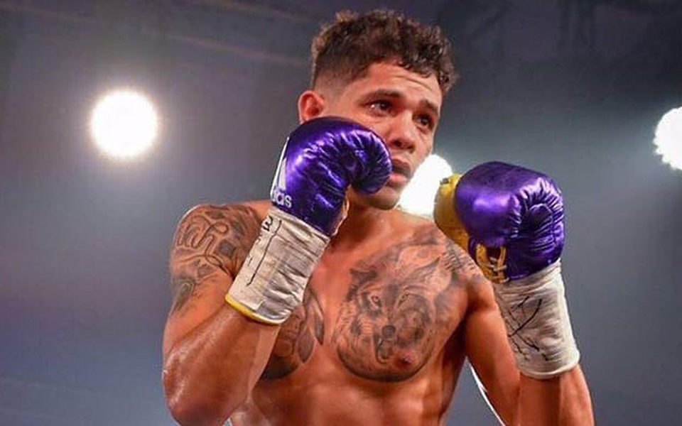 DIBELLA ENTERTAINMENT SIGNS FAST RISING STAR SONNY FREDRICKSON, WHO FACES UNDEFEATED BAKHTIYAR EYUBOV THIS SATURDAY NIGHT