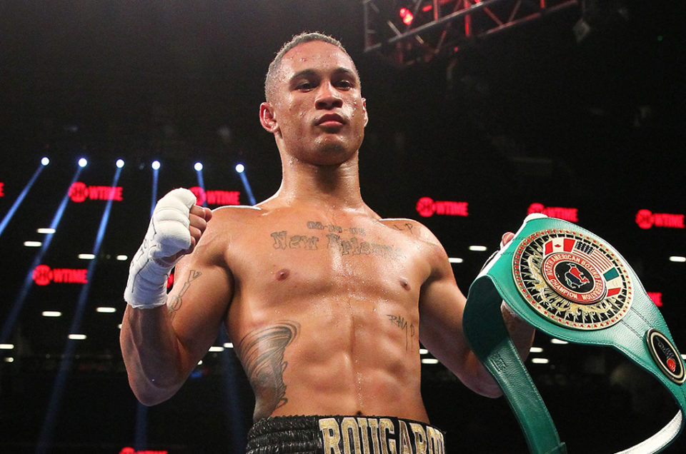 "REGIS ""ROUGAROU"" PROGRAIS RETURNS HOME TO NEW ORLEANS THIS FRIDAY TO HOST YOUTH BOXING CLINIC"