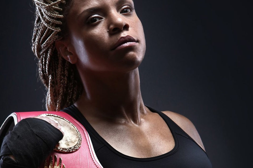 DIBELLA ENTERTAINMENT SIGNS WBO WOMEN'S SUPER LIGHTWEIGHT WORLD CHAMPION CHRISTINA LINARDATOU
