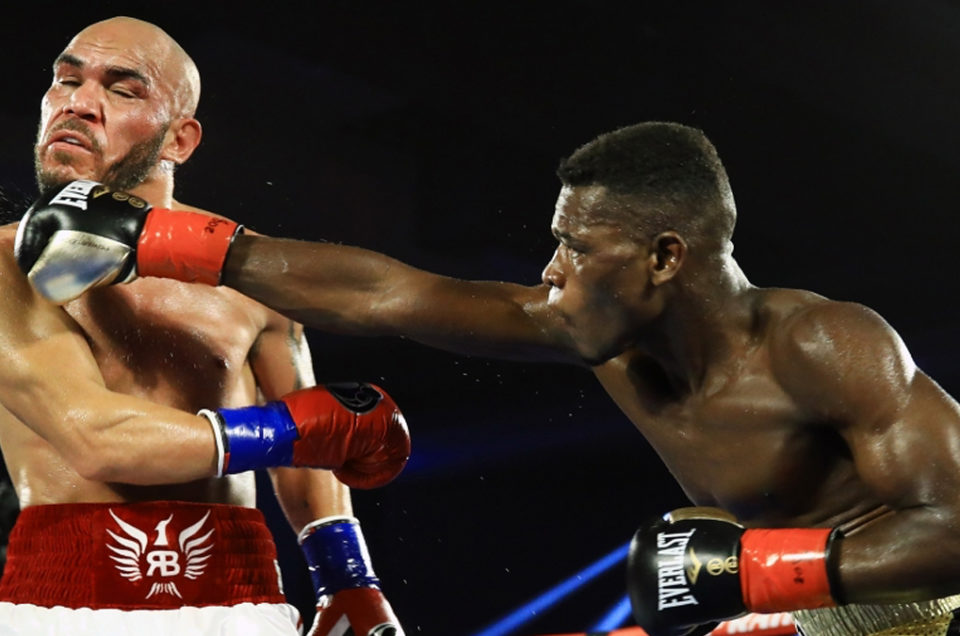 "RICHARD COMMEY ""MORE THAN READY"" FOR TEOFIMO LOPEZ   Saturday, December 14 at Madison Square Garden and Telecast Live on ESPN"